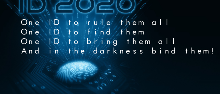 ID2020 The Wolf In Sheep's Clothing